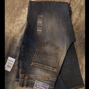 men's straight fit American rag jeans